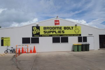broome bolt supplies shed 1