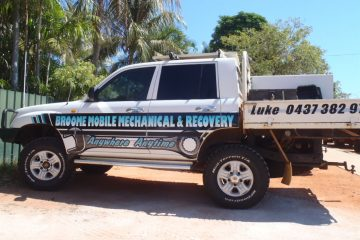 broome mobile mechanical and recovery ute 2